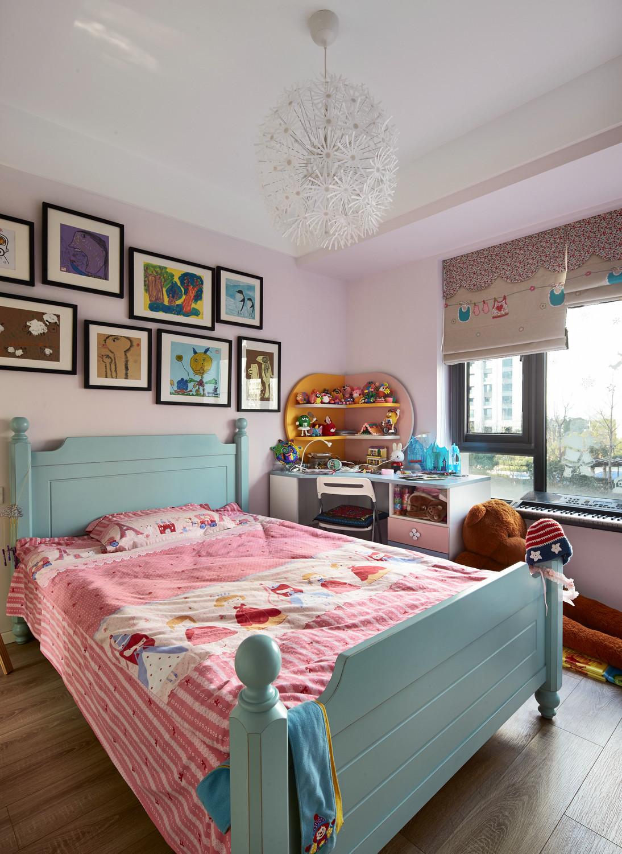 日式二居装修儿童房实景图