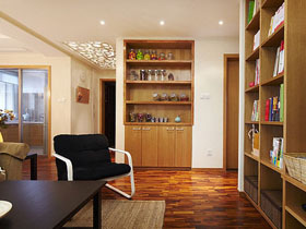 丰富温馨两室两厅 80平宜家小居