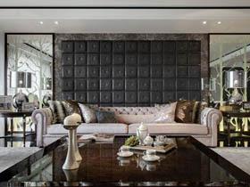 新古典风豪宅 集大成的精工美学