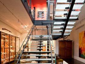 3000平米的豪宅 纽约翠贝卡阁楼豪宅