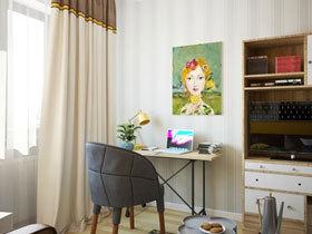 童趣北欧混搭风小公寓 小而美的设计