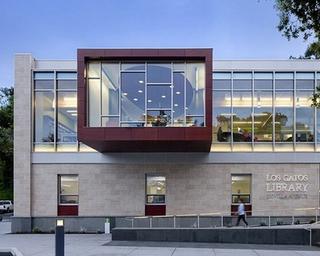 图书馆设计窗户效果图欣赏