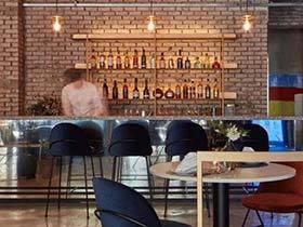法式餐厅装修效果图