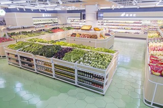 生活超市装修设计图