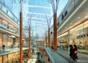 现代风格商场设计效果图大全