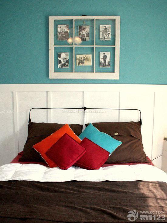 90平米二室一厅房屋小卧室装修效果图片