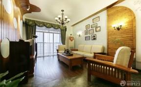 家装客厅照片墙设计实景图大全