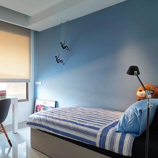 后现代四房装修儿童房布置图