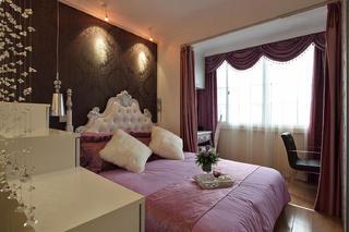 小户型欧式装修卧室欣赏图