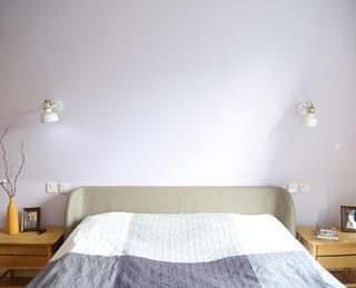 简约两居之家卧室效果图
