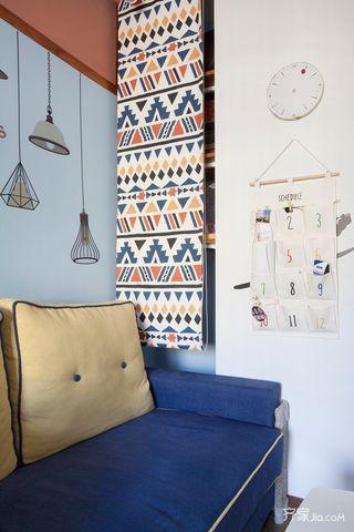 小户型一居室装修客厅一角