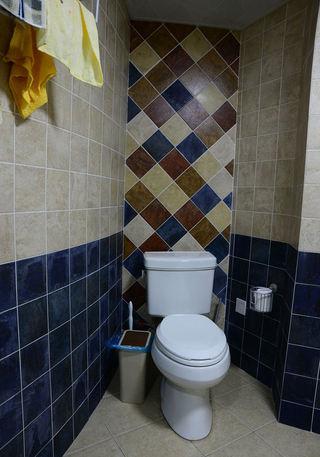 时尚现代装修 卫生间瓷砖效果图