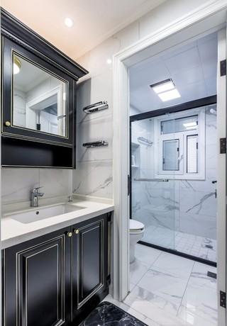 美式卫生间装修设计效果图