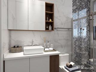 二居室简约风格卫生间装修效果图