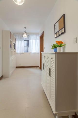 简约两居装修门厅走廊图片