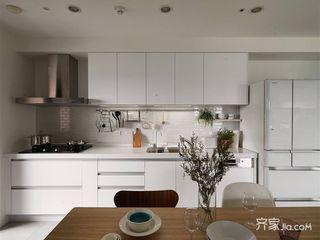 一居室小户型设计厨房欣赏图