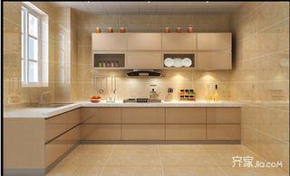 简约风格三居厨房装修设计效果图