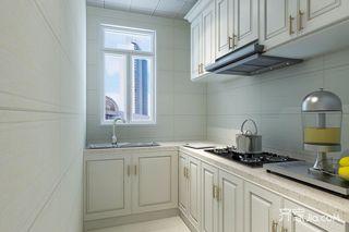 75平米二居室厨房装修效果图