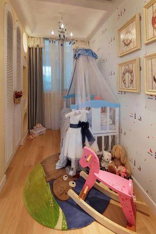 温馨地中海设计儿童房装修大全欣赏