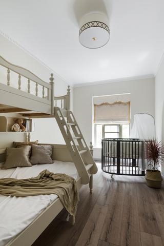 美式三居室儿童房欣赏图