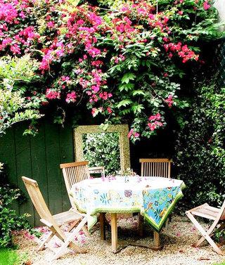 私家花园庭院效果图