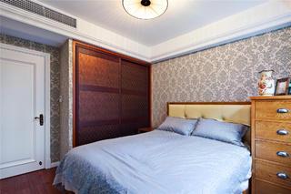 古典欧式风格家卧室布置图