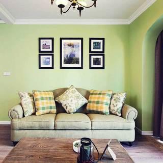 美式简洁沙发设计图片