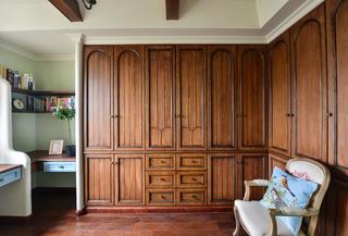法式乡村风格家衣柜设计
