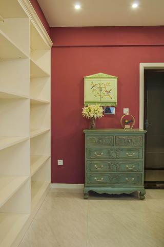 二居室法式风格家玄关柜图片