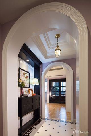 二居室温馨美式装修拱门