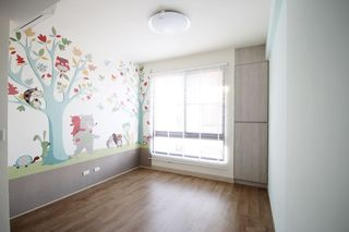 时尚现代简约风格家居室内手绘墙装饰