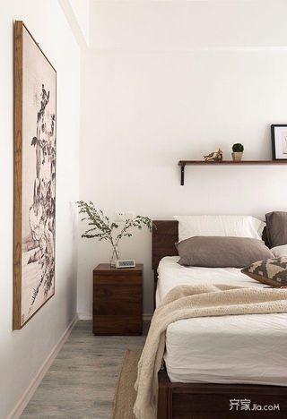 160平现代简约风格装修卧室效果图