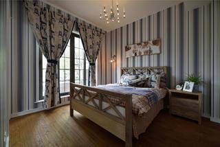 大户型现代装修卧室设计图