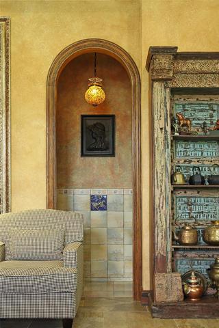 欧式别墅装修拱门造型图片
