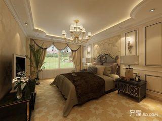 140㎡欧式风格四居卧室装修效果图