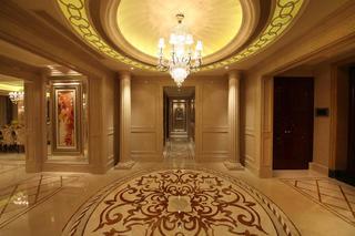 大户型欧式风格装修门厅装潢图