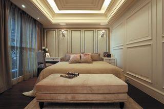 低奢新古典卧室案例欣赏