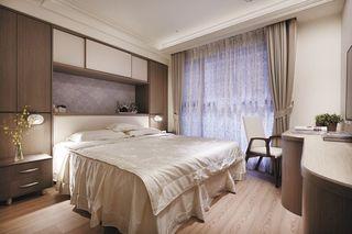 宜家风格卧室床头柜设计