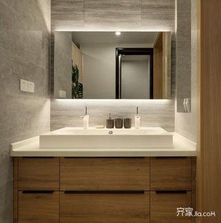 60平宜家风格装修卫生间装潢图
