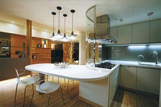 宜家风格家居厨房装修设计