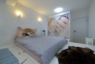 宜家风格卧室装修效果图