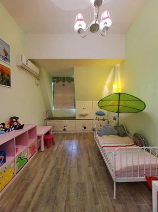 复式北欧风格家儿童房设计图