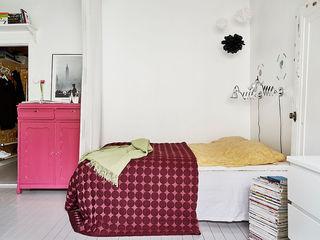 温馨北欧风格 单身小卧室设计