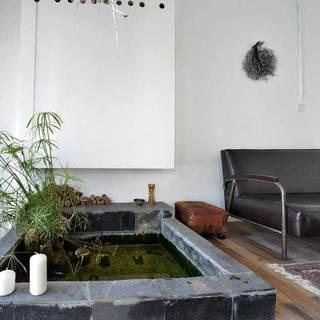 北欧风格一居室60平米设计图
