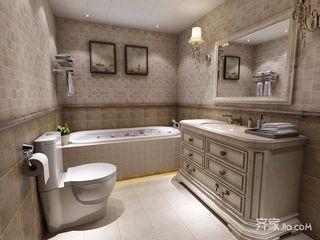 小户型简欧风格两居卫生间装修效果图