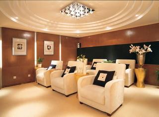 美式风格别墅100平米装修图片