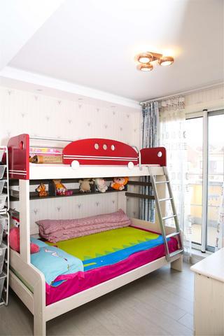 大户型美式复式装修儿童房设计图