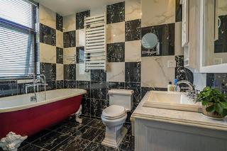新中式风格别墅装修卫生间装潢图
