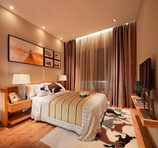 精致北欧风情卧室装修图