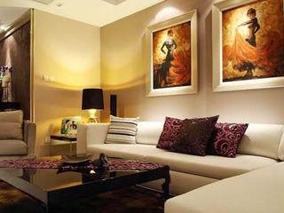 个性时尚独特设计 低调奢华三室两厅